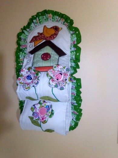 Lenceria De Baño Con Sonia Franco:JW Marriott Toilet Paper Caddy