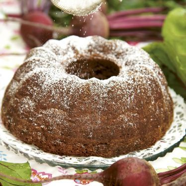 Otroligt saftig kaka som blir godare för var dag.