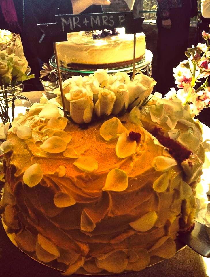 cake topper! Red velvet HEAVEN