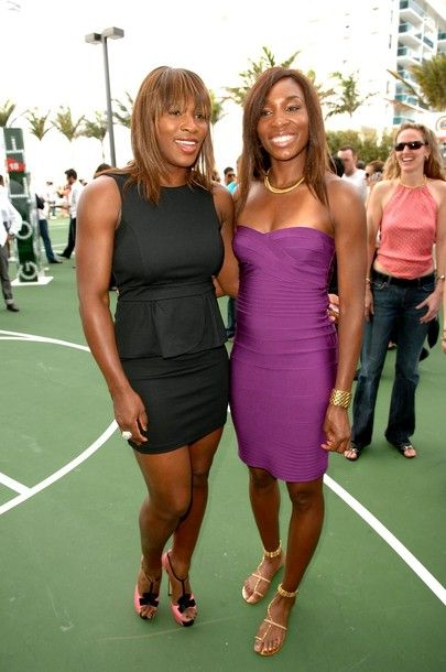 "Venus and Serena Williams. From the very beginning they faced hate and ridicule on the courts and in the stands, from AMERICANS! Their father was called an uneducated buffoon and they were referred to as ""ghetto"" because they came from Compton, CA. But, in spite of it all they excelled. Venus is ""The Queen of Wimbledon"" and Serena is, and has been, number one in the world. Between them they have 34 grand slams. Bravo, Williams Sisters!!"