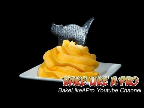 Halloween buttercream frosting recipe. This is my variation on a Wilton buttercream recipe ( recipe can be found on my channel )  Please subscribe, like and share if you can, I do appreciate it.  My Facebook Page: http://www.facebook.com/BakeLikeAPro My Twitter: http://twitter.com/BakeLikeAPro  Are you a mobile user ? Here is the clickable link to the video recipe preview you saw at the end of this video: Halloween Cupcakes Recipe:  http://youtu.be/sgyzwaWZqhY