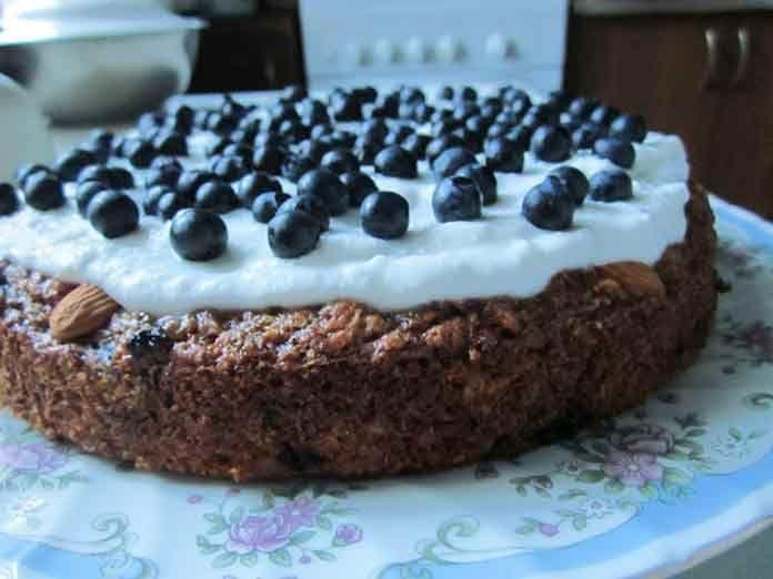 Рецепты черничного пирога в духовке | Готовим рецепты