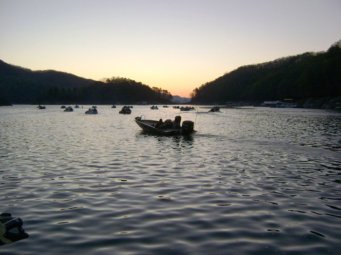 53 best lake fontana images on pinterest for Fontana lake fishing