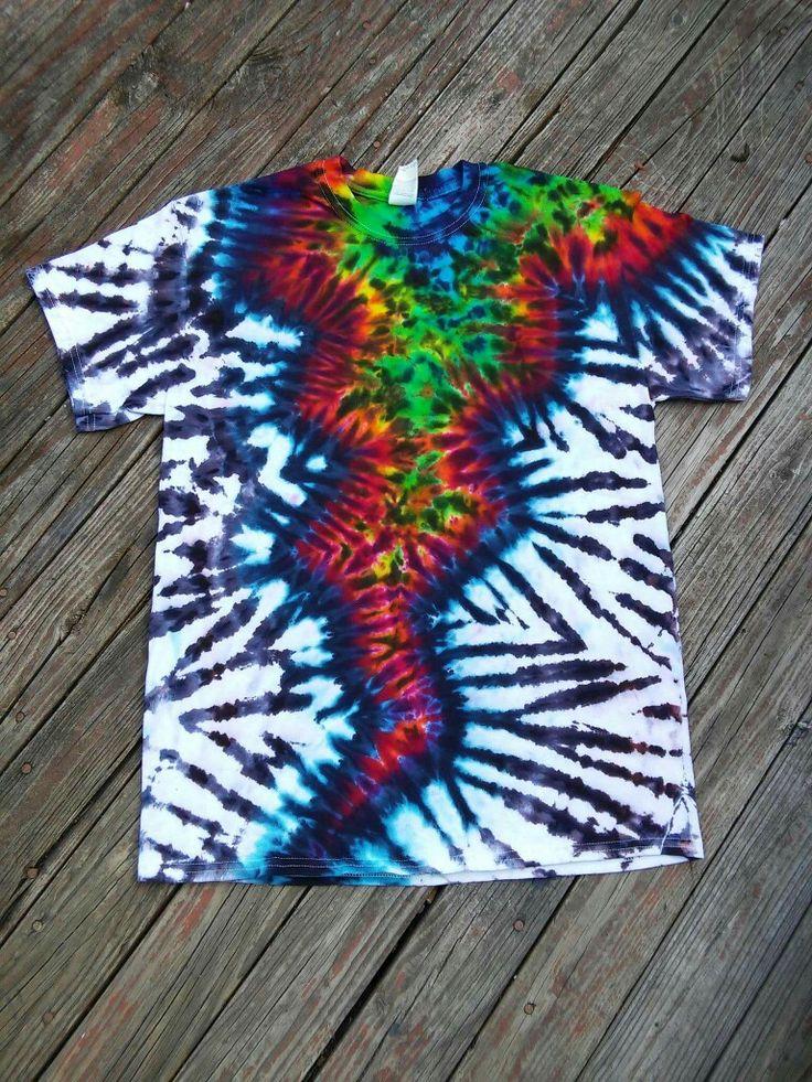 Bolt of Color Dye