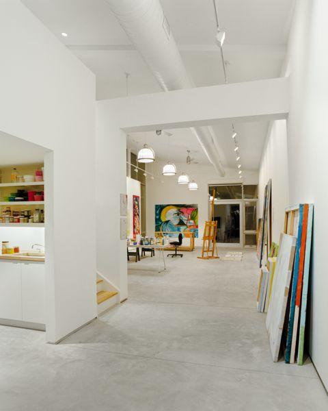 25+ Best Ideas About Home Art Studios On Pinterest