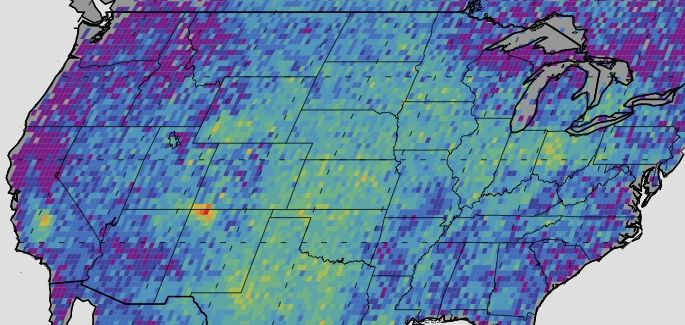 Satellite Data Shows U.S. Methane 'Hot Spot' Bigger than Expected