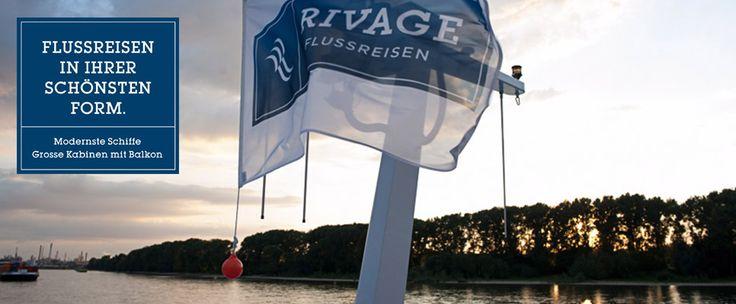 Flusskreuzfahrten Rhein | Rivage Flussreisen