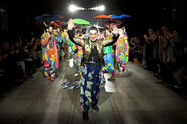 The Full Biography of KANSAI YAMAMOTO | The Kaleidoscope King