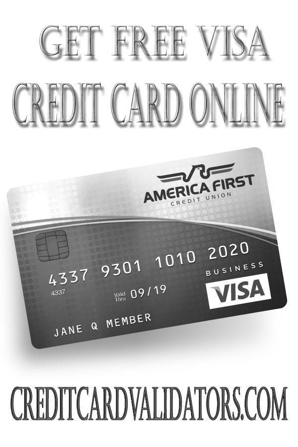 Visa Credit Card Number Generators Online Free Mit Bildern