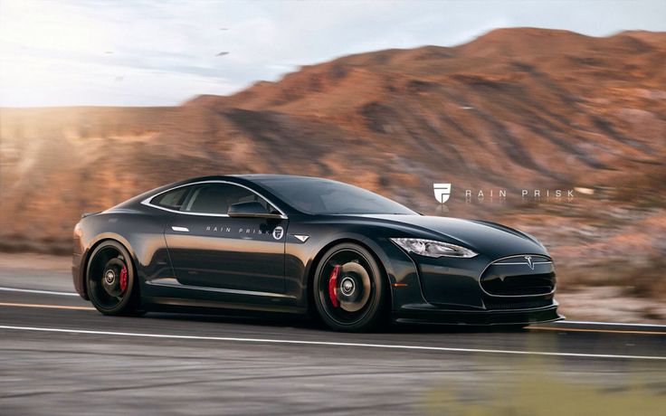 Tesla coupe 😉