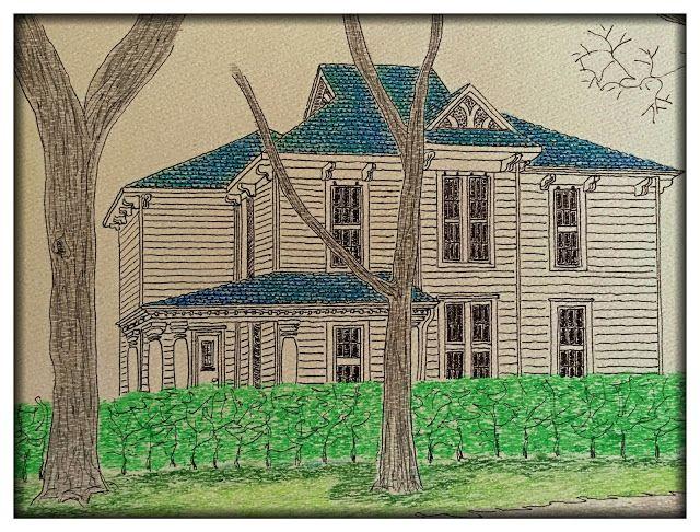 Sticks & Stones and the souls that created them: Memories of Mrs. Irwin, 240 Minnesota Street
