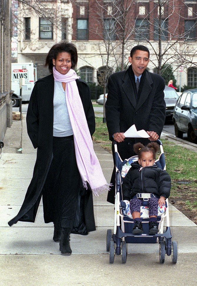 The Evolution of Malia Obama | http://www.baracklovesmichelle.com/the-evolution-of-malia-obama