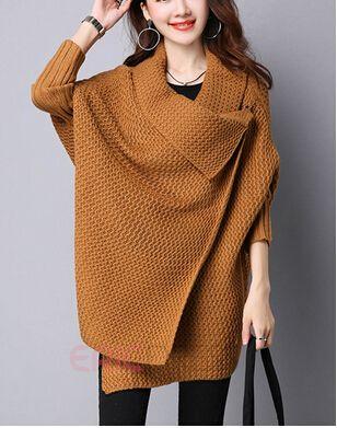 Wrap Cardigan Sweater