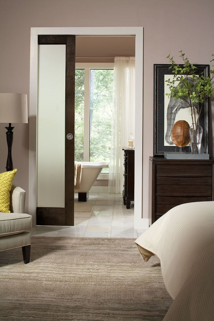 40 best pocket door applications images on pinterest pocket sleek elegance and space saving benefits are just two of the features we love that the pocket door brings to this room vtopaller Choice Image