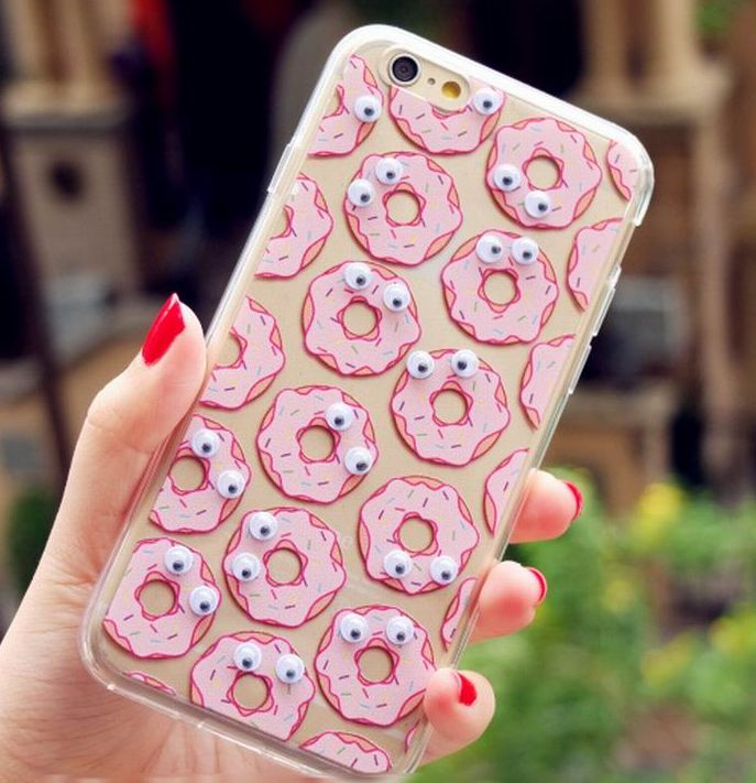 Donut iPhone 6/6s Case
