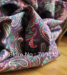 145 cm breed 5 meters paars paisley katoen stof vintage thuis bekleding textiel voor gordijn beddengoed jurk in   product: poplin stofgrootte: 145cm ca, handgesnedenmateriaal: katoenkleur: paarsverpakking: 5 meterfunctie van stof op AliExpress.com | Alibaba Groep