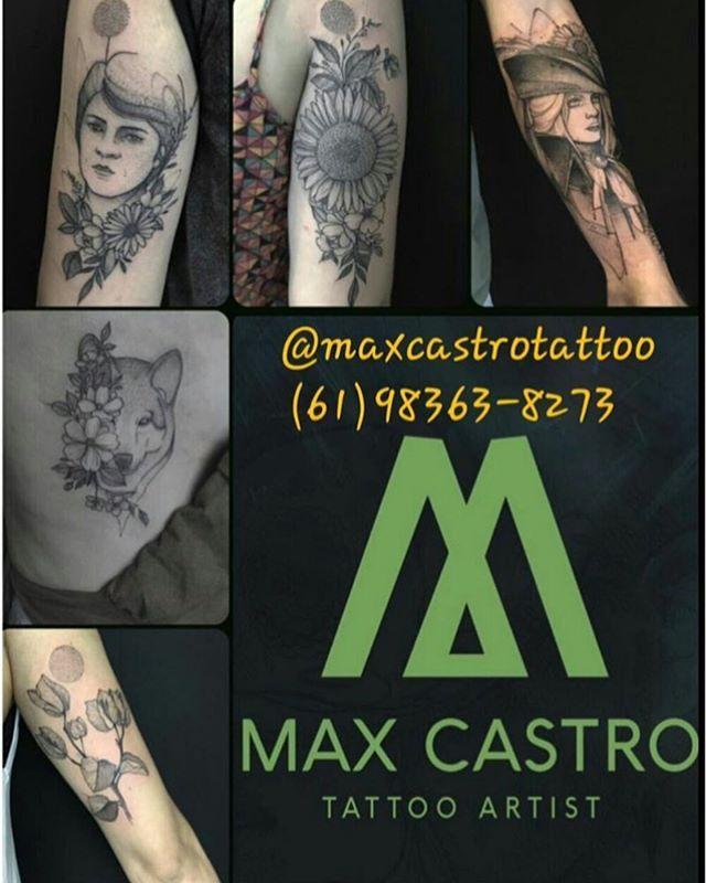 *** Tatuador Convidado *** Entre os dias 21 a 26 de agosto o tatuador @maxcastrotattoo estará no @tattoolabbrasil em temporada guest. Aproveite e agende a sua tattoo (61)98363-8273, (11)95987-1925 ou (11)3060-8624. Escolha seu estilo e agende sua Tattoo com os melhores do Brasil 1130608624 ou WhatsApp 11959871925!!! Siga no Instagram @tattoolabbrasil @junior3110_ @robinhotattoo @fabianotattoolab @miltonreistatuador @warcelonduque  @j3martins  @nanduutattoo  @maxcastrotattoo @juniorconflito…