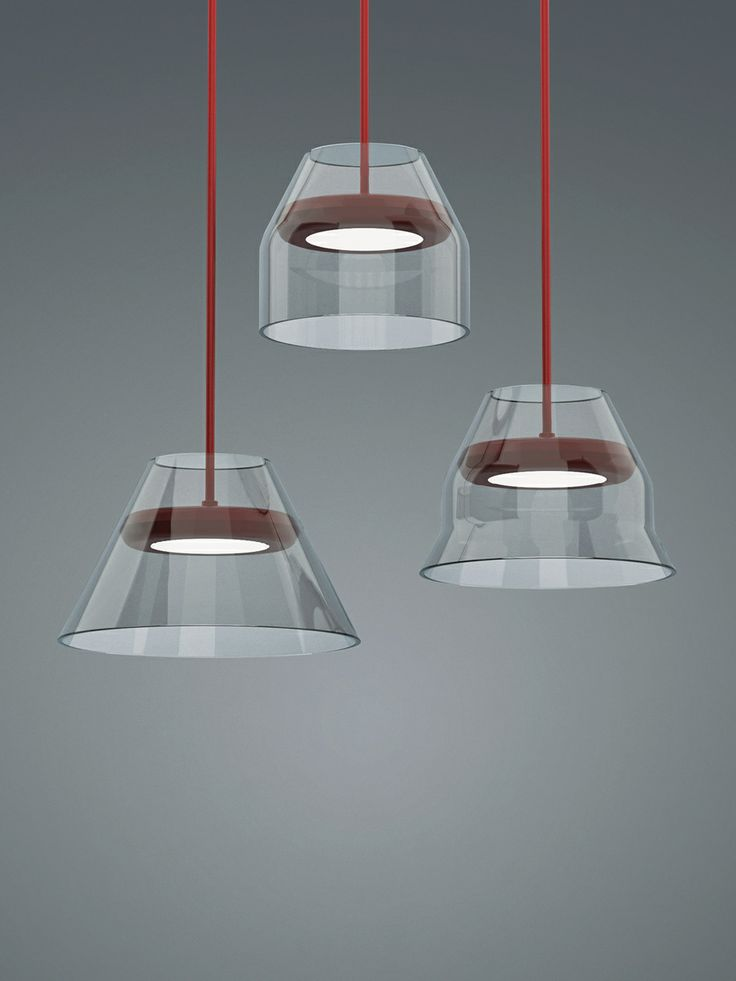 La Chance unveiled two suspension lights by French designer Guillaume Delvigne at Salone del Mobile in 2013, Hal and Swan.