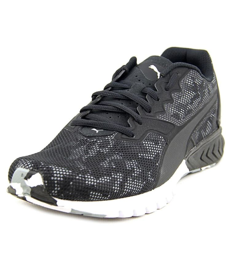 ... get puma puma ignite dual camo men round toe synthetic black running  shoe. puma 6dd08 canada purple grey ... 16e7074bd