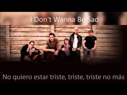 Simple Plan - I Don't Wanna Be Sad (Sub Español - Ingles) HD - YouTube