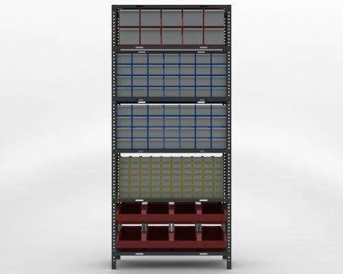 Cajas organizadoras - gavetas plasticas - gavetas modulares