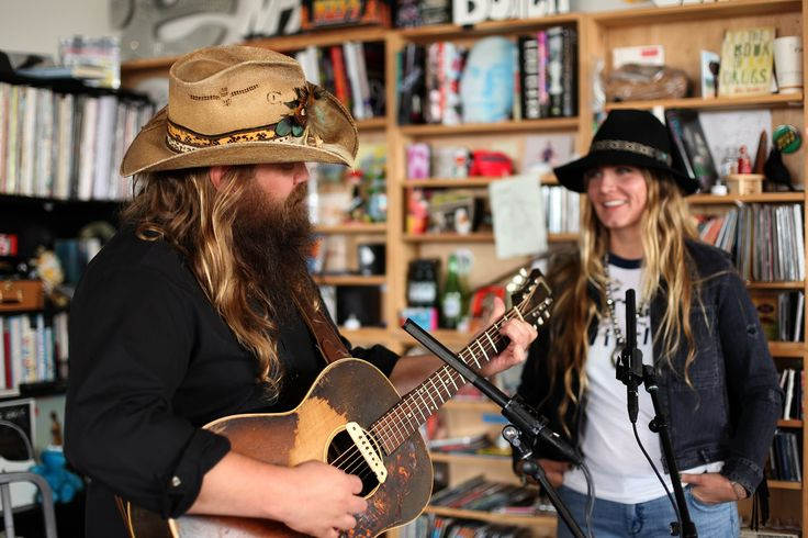 Chris Stapleton: NPR Music Tiny Desk Concert - More of you is a ridiculously sweet country song.