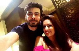 These candid pictures of Fawad Khan and his wife Sadaf define pure love!