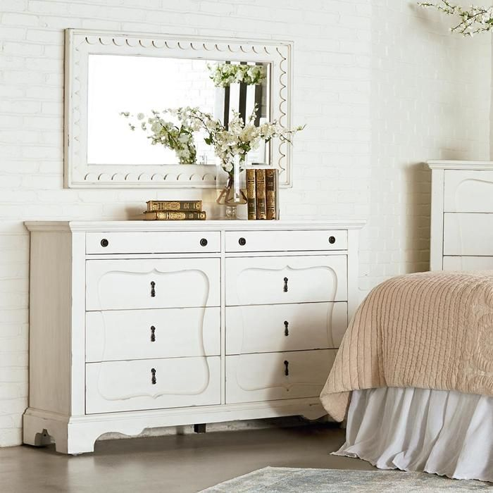 Magnolia Home From NFM 898.99 For Dresser And Mirror