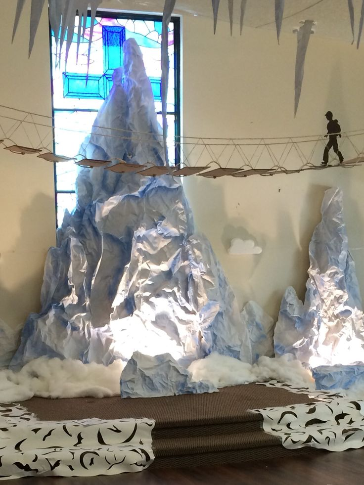 Grace Haven Mount Everest VBS 2015