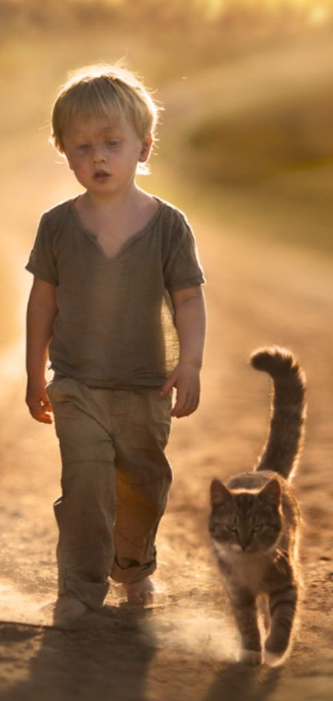 Lets take a walk with friend