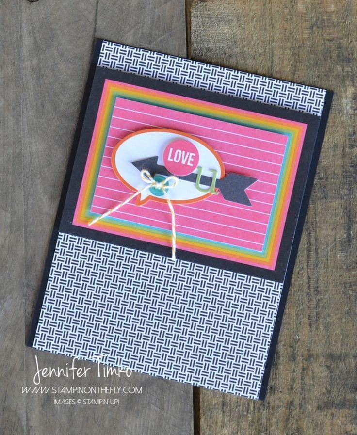 Jen Timko - Project Life - Love u