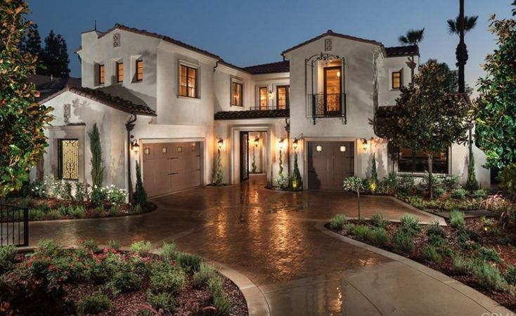 This newly built home is located at 238 W Naomi Avenue in Arcadia, California and is situated on 1/3 of an acre of land.