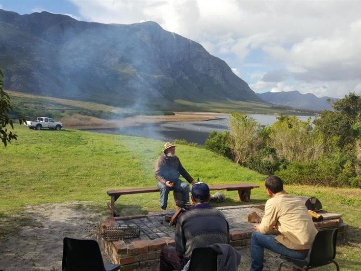 Kleinvlei - Kleinvei is situated in Hermanus, beside the lagoon, with an 180-degree panoramic view of the water and stunning mountains.Each camping village comprises of a 7.5 by 10 meter freeform marquee, with an ... #weekendgetaways #hermanus #overberg #southafrica