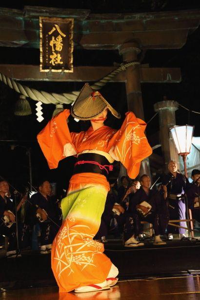おわら風の盆、富山/ owara kaze no bon, Toyama