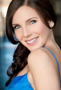 June Diane Raphael. I enjoy her, wish she would do more stuff. So that way I wouldn't get her mixed up with Whitney Cummings every once in a while.