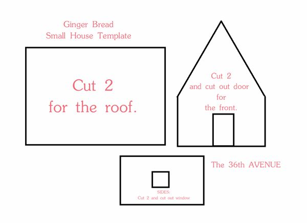 25 unique gingerbread house template printable ideas on pinterest ginger bread pronofoot35fo Images