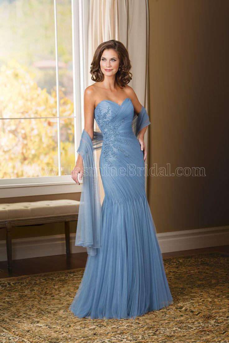 Navy Blue Mother of the Bride Dresses Jasmine Lond | Dress images