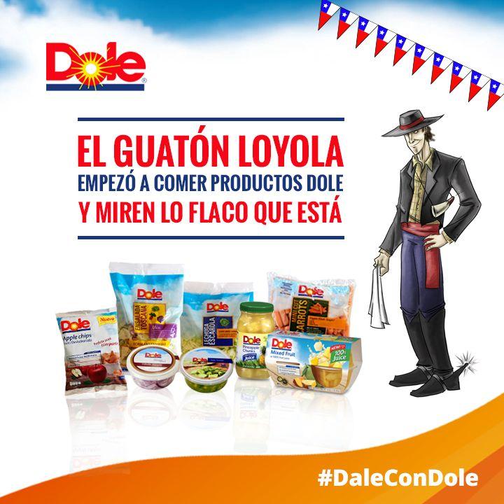 Dale con una dieta distinta #DaleConDole