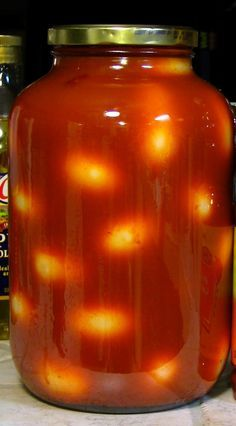 HOT SAUCE-PICKLED EGGS [USA, Regional South] [texascook]
