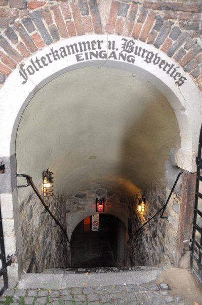 Touristenattraktion im Rhein-Westerwald,  Burg Linz