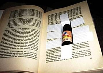 Knutselwerkje Boek met geheim