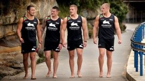10 reasons for women to follow the NRL. The 4 Burgess Brothers are among those 10 reasons...