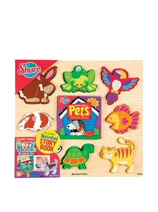 39% OFF T.S. Shure Chunky World Pets Puzzle Book