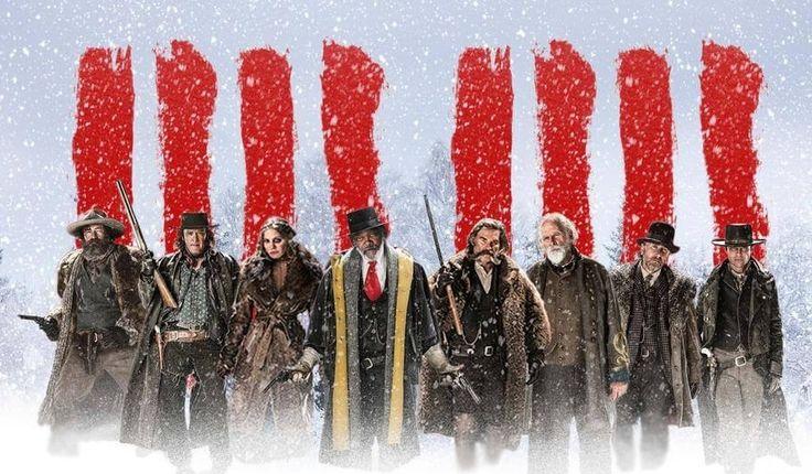 Les personnages du film Les Huit Salopards, the hateful eight ! Notre critique sur Gold'n Blog !