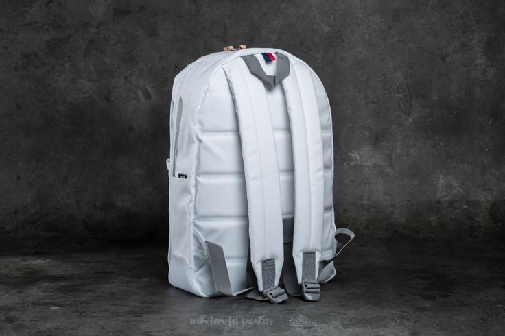 Herschel Supply Co. Settlement Backpack White Mesh/ Grey at a great price 69 € buy at Footshop