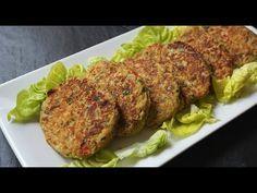 Hamburguesas de berenjena (riquísimas y SIN GRASA)   Cocina