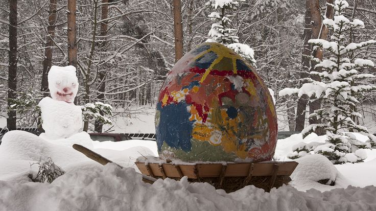 Easter in the Hotel WARMIA PARK Poland Pluski near Olsztyn, Warmia and Masuria