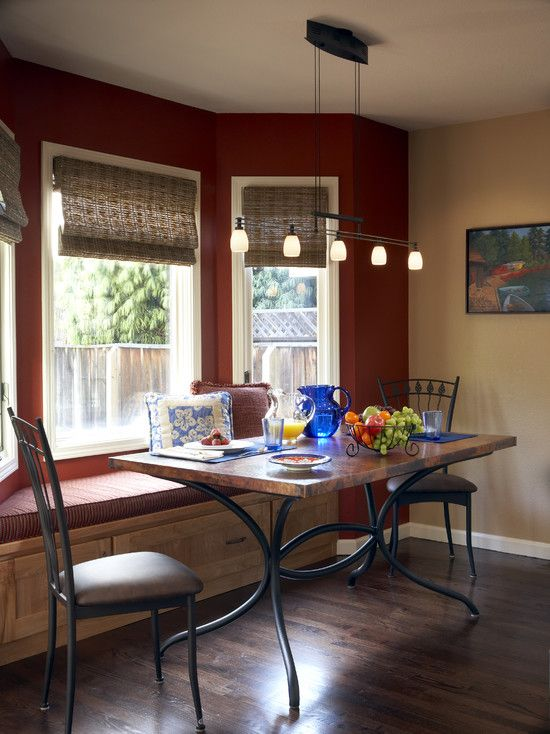 Kitchen Window Seat Design Pictures Remodel Decor And Ideas