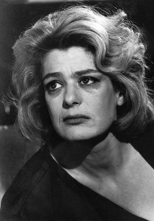 Herbert LIST :: Greek actress Melina Mercouri / Naples,  Italy, 1961