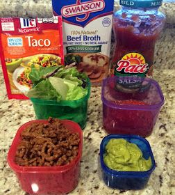 I don't know about you but I love mexican food so finding healthy alternatives that fit within this program is a must for me, and this Taco ...